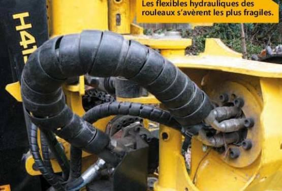 Reportage – les flexibles hydrauliques